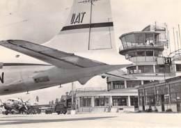 AEROPORT Airport : PARIS - LE BOURGET : Super D.C. De L'UAT - CPSM GF - Aérodrome Flughafen Luchthaven Aeroporto - Aérodromes