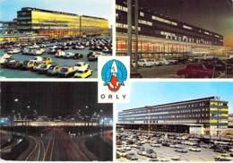 AEROPORT Airport : PARIS - ORLY Aérogare Et Parking - CPSM GF - Aérodrome Flughafen Luchthaven Aeroporto Aeropuerto - Aérodromes