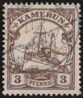 Deutsch  Kamerun      .     Michel  7    .       O     .      Gebraucht - Kolonie: Kamerun