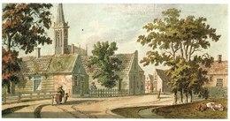 Reproduction De Hendrik Tavernier. Oude Niedarp. 1800. - Vieux Papiers