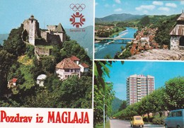 MAGLAJ,BOSNIA POSTCARD (A296) - Bosnia And Herzegovina