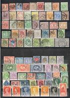 Lot Niederlande Gestempelt, Klassik Ab Nr. 2 Bis Ca. 1920 - Pays-Bas