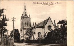 HOLY TRINITY CATHEDRAL ,PORT OF SPAIN TRINIDAD ,B.W.J.  REF 58271 C - Trinidad