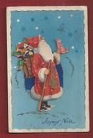 NOEL - PÈRE NOEL  - AJOUTIS -  ED. IDA - Santa Claus