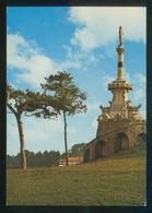 Comillas. *Estatua Del Marqués De Comillas* Ed. G. Garrabella-Zgz Nº 347. Circulada Comillas 1979. - Cantabrië (Santander)
