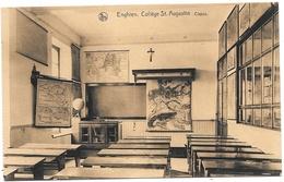 Enghien NA27: Collège St Augustin. Classe - Edingen