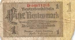 PIE-VPT-18-088 :  BILLET ALLEMAND 1 MARK - [ 4] 1933-1945 : Troisième Reich