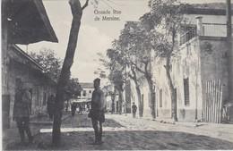TURQUIE TURKEY  MERSIN MERSINE  Grande Rue - Turquie