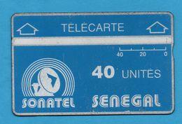 SENEGAL   L & G  905A - Senegal