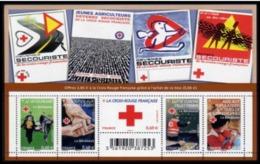 B-F TIMBRE - FRANCE -  2011 - Bloc Feuillet N° F4621 Neuf Pour La Croix Rouge. - Neufs