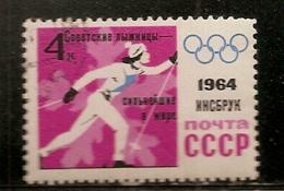 U.R.S.S.  N°  2773  OBLITERE - 1923-1991 URSS