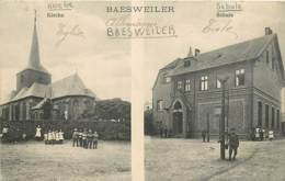 ALLEMAGNE , BAESWEILER , Kirche Schule , * 396 36 - Germany