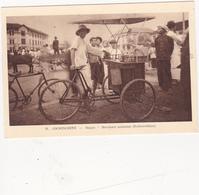 CPA COCHINCHINE SAÏGON Marchand Ambulant Tricycle Triporteur Vélo Bicyclette Cycliste Cyclisme Cycling Radsport - Cartes Postales