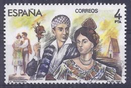 España-Spain. La Parranda (o) - Ed 2697, Yv=2319 - 1931-Hoy: 2ª República - ... Juan Carlos I