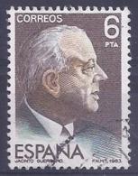 España-Spain. Jacinto Guerrero (o) - Ed 2699, Yv=2321 - 1931-Hoy: 2ª República - ... Juan Carlos I