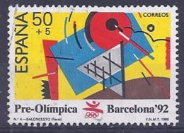 España-Spain. Barcelona 92 (o) - Ed 2966, Yv=B140 - 1931-Hoy: 2ª República - ... Juan Carlos I