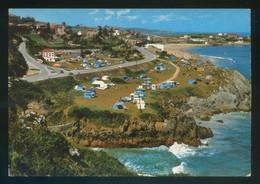 Comillas. *El Camping* Ed. Foto Imperio. Circulada 1970. - Cantabria (Santander)