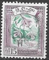 1958 Vesak Orchid, 15 Cents, Used - Sri Lanka (Ceylon) (1948-...)