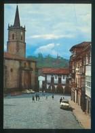 Comillas. *Plaza Del Generalísimo* Ed. Foto Imperio. Nueva. - Cantabria (Santander)