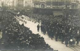 34 , BEZIERS ,  08-02-1925, Obsèques Des Victimes De La Catastrophe , Carte Photo , * 398 76 - Beziers