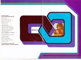 Pub.1971  CIC Société Bordelaise Banque  6 Pages TBE - Publicités