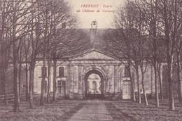FREVENT - Entrée Du Château De Cercamp - Sonstige Gemeinden