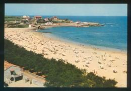 Comillas. *La Playa* Ed. Foto Imperio - Ro-Foto Nº 1. Circulada. Edifil Nº 1464. - Cantabrië (Santander)