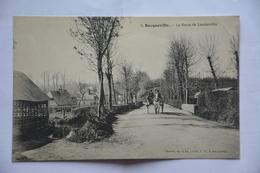 BACQUEVILLE-la Route De Lamberville-caleche - France