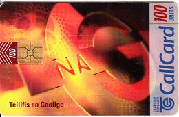 IRELAND - TnaG(100 Units), Chip GEM1.3, Tirage %15000, 09/96, Used - Ireland