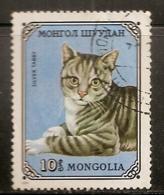 MONGOLIE  OBLITERE - Mongolia