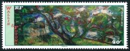 WALLIS ET FUTUNA 2014 - Yv. 826 **  - Art. Peinture. Nicolas Michoutouchkine  ..Réf.W&F22336 - Wallis-Et-Futuna