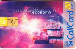 IRELAND - Economy(30/97)(100 Units), Chip GP1, 08/96, Used - Ireland
