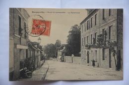 BACQUEVILLE-route De Lammerville-le Pensionnat - France
