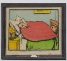 Plaque De Verre Illustrateur B. RABIER N°12 (LOT AE 22) - Plaques De Verre