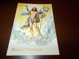 B702  Buona Pasqua Viaggiata - Pâques