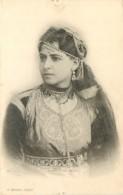ALGERIE , Jeune Fille Juive , Edition Geiser  , * 402 77 - Algeria
