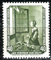 A12-50-9) DDR - Mi 508 - ** Postfrisch (A) - 40Pf           Von Der SU Zurückgeführte Gemälde - [6] République Démocratique
