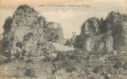 83 , CHATEAUDOUBLE , Entrée Du Village , * 403 51 - Otros Municipios