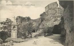 83 , CHATEAUDOUBLE , Oratoire Du Tunnel , * 403 56 - Otros Municipios