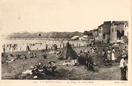 83 - LA SEYNE - LA PLAGE DE SAINT-ELME - La Seyne-sur-Mer