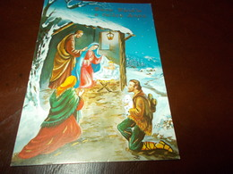 B702  Buon Natale Non Viaggiata - Noël