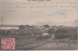 CPA Précurseur Guinée Française - Dubreka (avec Timbre Sénégal N° 22) - Guinea