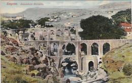 TURQUIE TURKEY  IZMIR SMYRNE    Acqueducs Romains - Turquie