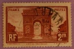 FRANCE ANNEES 1929/1931 OBLITERE - Frankreich