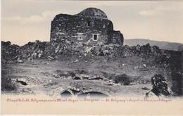 TURQUIE TURKEY  IZMIR SMYRNE    Chapelle De St Polycarpe Sur Le Mont Pagus - Turquie