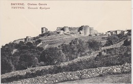 TURQUIE TURKEY  IZMIR SMYRNE    Château Gènois - Turquie