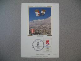 Carte-Maximum 1990   N°  2632 - Cartes-Maximum