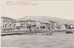 TURQUIE TURKEY  IZMIR SMYRNE    Faubourg De Cordelio - Turquie