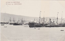TURQUIE TURKEY  IZMIR SMYRNE    Le Port - Turquie