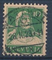 "HELVETIA - Mi Nr 164 - Cachet ""WATTWIL"" - (ref. 402) - Schweiz"